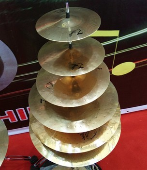 Percussion Instruments Handmade  Cymbals for sale