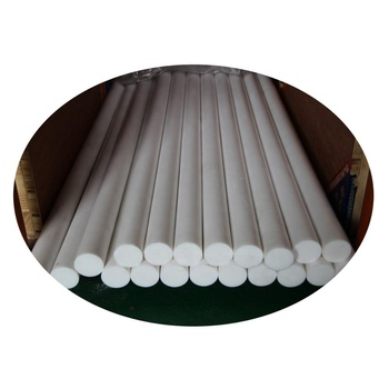 pure white 100%  virgin PTFE rod stick bar