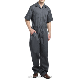 Manufacturer Work Wear Safety Overalls Men's Working Coverall