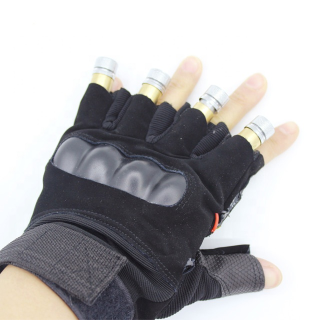 Popular Party <strong>Show</strong> 532nm Green Lighting Dance Fingerless Laser Gloves