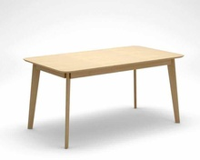 Simple Design Wooden Beech Legs Glass Coffee <strong>Tables</strong>, Living Room Center <strong>Tables</strong>