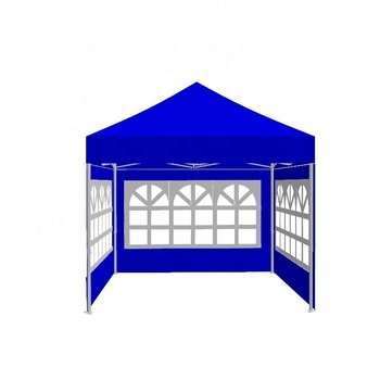 Advertising Aluminium Folding Printed Canopy Pop Up Trade Show Event Tent