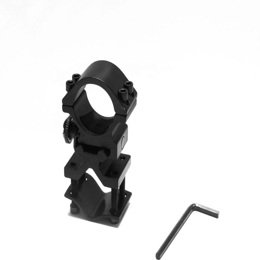 scope mounts 25.4mm adjustable scope mounts 21mm rails scope mount Scopes mount Accessories Ring Tactical Flashlight