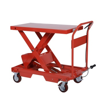 brand new hydraulic scissor lift table cart 1000KG Original Manufacturer