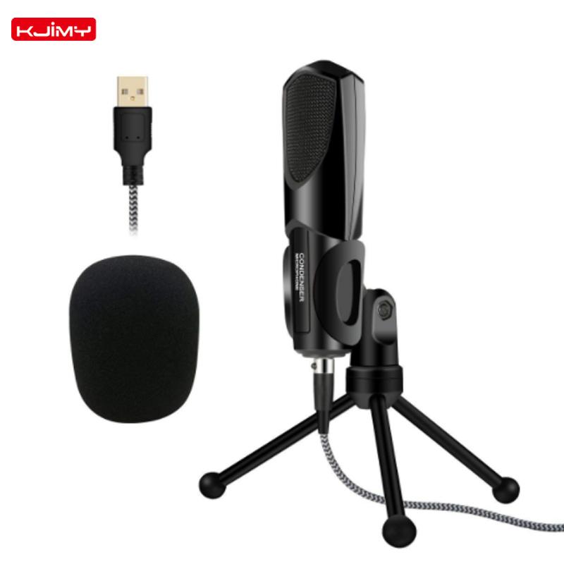 Microphone À Condensateur professionnel pour Ordinateur Filaire Micro Studio D'enregistrement pour Téléphone pour podcast amoureux - ANKUX Tech Co., Ltd