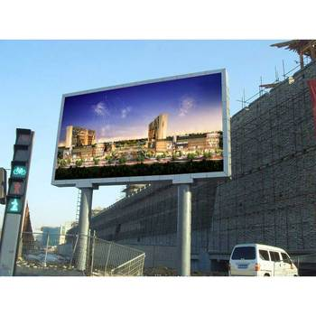 Outdoor P6 full color rental  led display panels