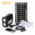 Competitive price good quality solar panel light GDPLUS indoor outdoor solar system kit