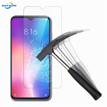 For xiaomi 9 glass 9H Hardness 0.3mm Ultra Slim screen protector for mi 9 8