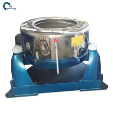 Stainless Steel Dewatering Industrial Hydro Laundry Centrifuge /<strong>Solid</strong> And Liquid Separation Tripod Centrifugal Extractor