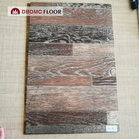Cheap PVC Composite Wood Indoor Thick Vinyl Flooring