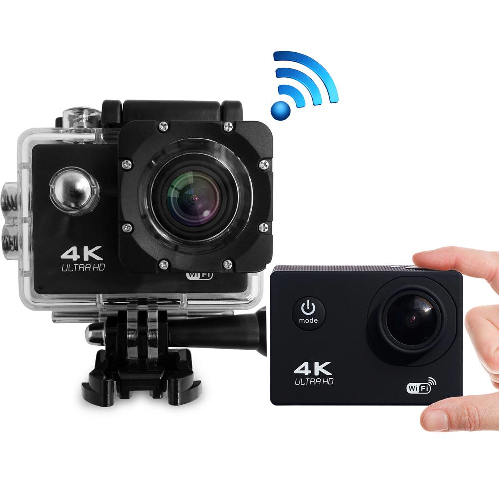 1080p Wi-fi câmera de Ação À Prova D' Água Câmera de Vídeo Digital Cam 4K Camcorder - ANKUX Tech Co., Ltd
