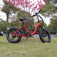 Latest Lightweight Green Power Low Carbon Foldable 20 inch foldable ebike