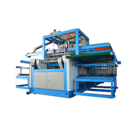 ps disposable food tray machine ce eps foam clamshell take-out containers making machine price