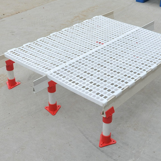 <strong>1200</strong> <strong>x</strong> 500mm PE Plastic Poultry Slat Floor for Broiler Farm