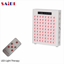 Professional collagen 360w led red infrared light therapy with timer function for face whitening beauty care
