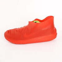 Rubber Overshoes Extra Wide Rainproof Non Slip Cheap Shoe Cover