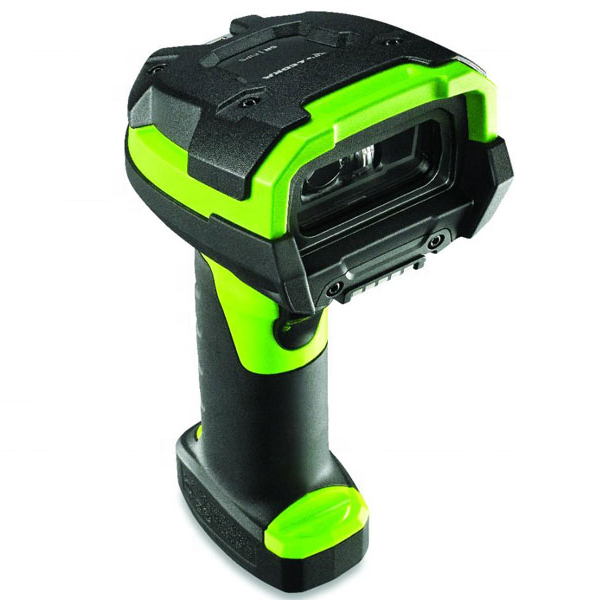 Zebra Scanner DS3600 Ultra-Rugged 2D Wireless Reader Barcode Scanner Bluetooty Includes Cradle and USB <strong>Cable</strong>