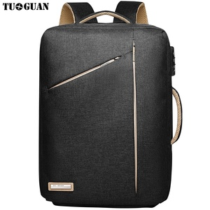 Best waterproof business laptop backpack anti theft bag