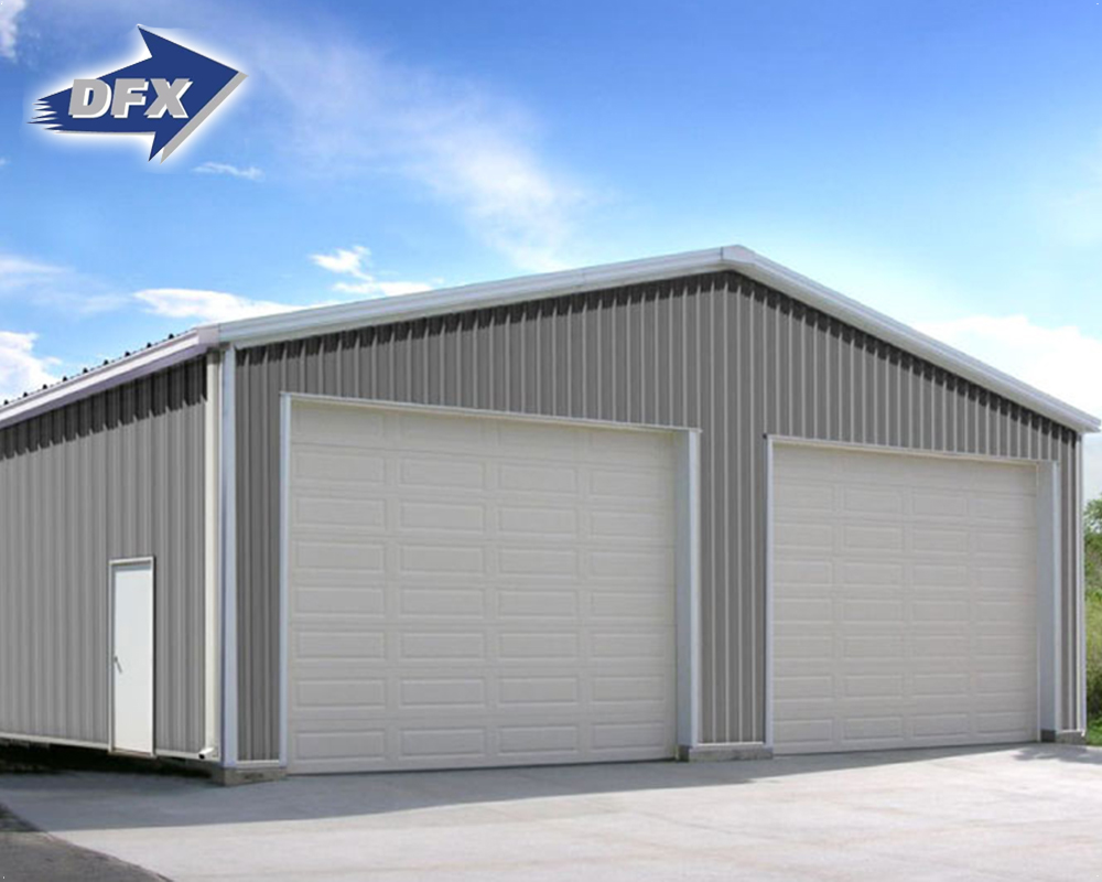 Easy Assemble Cheap Philippines Prefabricated Prefab Metal Steel Structure Car Garage Design Buy Steel Structure Car Garage Car Garage Design Cheap Steel Garage Product On Alibaba Com