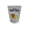 custom Durian dry resealable seal zipper stand up dried fruit packing bag