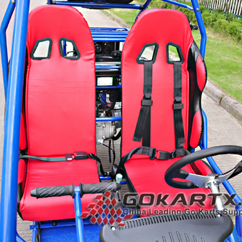 factory supply cheap 300cc Water Cooled off road Go kart for sale go kart buggy eec