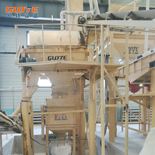 High capacity silica sand quartz stone production line quartz sand processing machine without pullotion