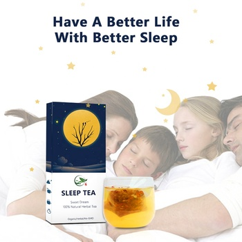 Best Organic Skinny Herbal Tea Cleanse Detox Weight Loss Night Diet Relax Deep Sleeping Sleep Tea / Sleep Aid Tea