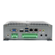 Cheap linux mini pc server Barebone <strong>System</strong> j1900 Fanless Ubuntu Industrial Computer