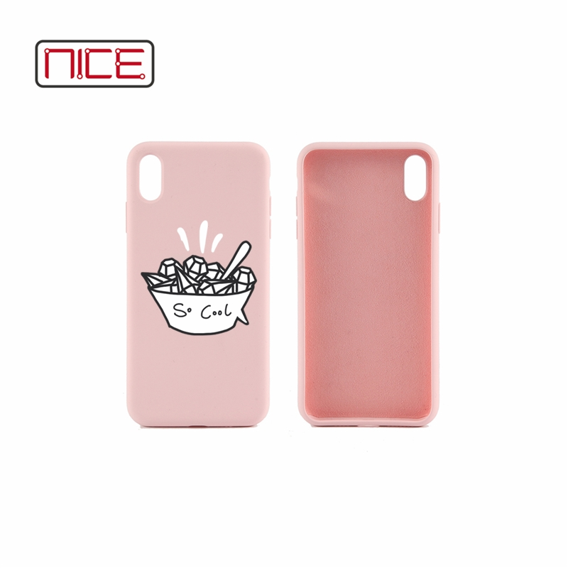 Liquid Silicone With Soft <strong>Microfiber</strong> Lining <strong>Shock</strong> Proof Mobile Phone Bags Case Popular Phone Case customized Original Logo