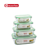Microwave Oven Safe Kitchen Reusable Food Container With Cover