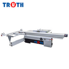 Qingdao Precision Cheap Price Auto Wood cutting Sliding Table Panel <strong>Saw</strong> Machine For Woodworking