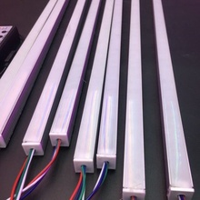 12v 5050 <strong>rgb</strong> strip led 1meter length aluminum led profile for led strip