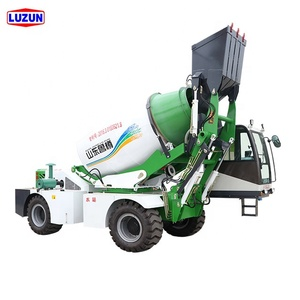 volumetric mobile concrete mixer for sale