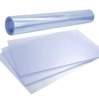 13 Years Factory Free Sample Clear roll Plastic Transparent Hard PET PVC Roll Plastic Sheet