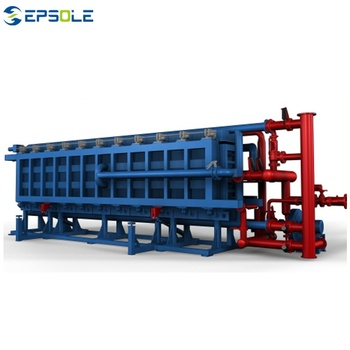 Effective Air Cooling EPS Foam Molding Machine