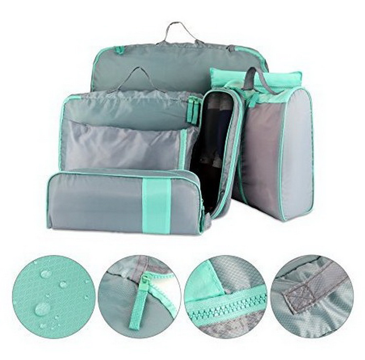 New design waterproof packing cubes for <strong>travel</strong> with low price