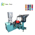 Automatic silicon sealant soft packing machine with hydraulic extruder.