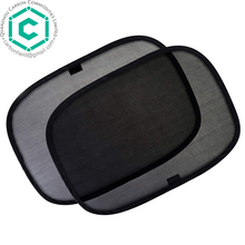 Car Window Shade - (4 Pack) - 44x38cn or 50x30cm Cling Sunshade for Car Windows - Sun, Glare and UV Rays Protection for Your Ch