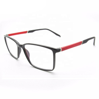 Factory supply XS0403 fine workmanship TR90 men optical eyeglasses frames