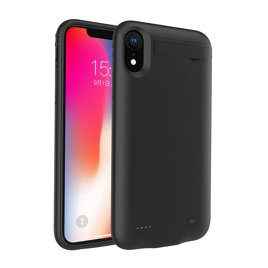 2018 NEW high capacity charger case bank <strong>battery</strong> 5200mAh for iPhoneXS/XS MAX /XR