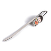 Wholesale Silver-plated/Gold-plated Cartoon Enamel Metal Bookmarks