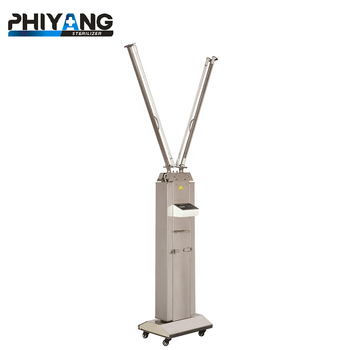 Medical Stainless Steel Adjustable 253.7nm Ultraviolet Germicidal Disinfection Hospital UV Air Sterilizer