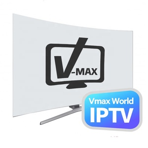 1Month VMAXTV Service Global iptv with 6500+channels and 10000+vod more than 40 countries