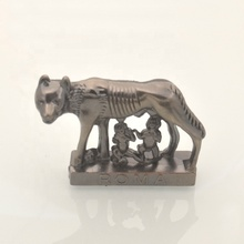 3D Italy Roma wolf Child Shape Souvenirs Gift