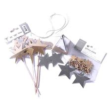 christmas lucky origami paper star