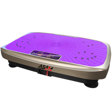 Fitness slim crazy fit massage 3D vibrating <strong>plate</strong> exercise machine