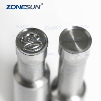 ZONESUN monkey Tablet Pill Press Stamp 3D Mold Candy Milk Punching Die Custom Logo For punch die TDP 0 / 1.5 / 3 Machine