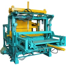 Less investment and high efficiency fully automatic cement brick making machine