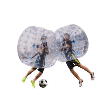 Durable Inflatable Bounce Bubble Soccer Knocker Ball Adult Size Bumperball 1.5m Inflat Football Game Bumper Ball