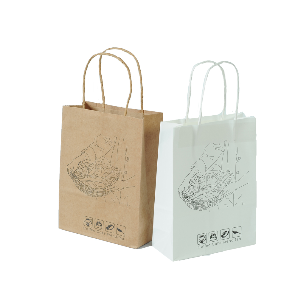 Reasonable <strong>price</strong> printed high quality 20kg packing kraft paper bag